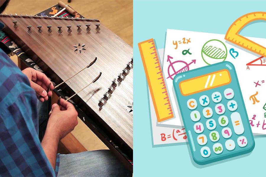 تدریس خصوصی ریاضی و موسیقی مهرگان