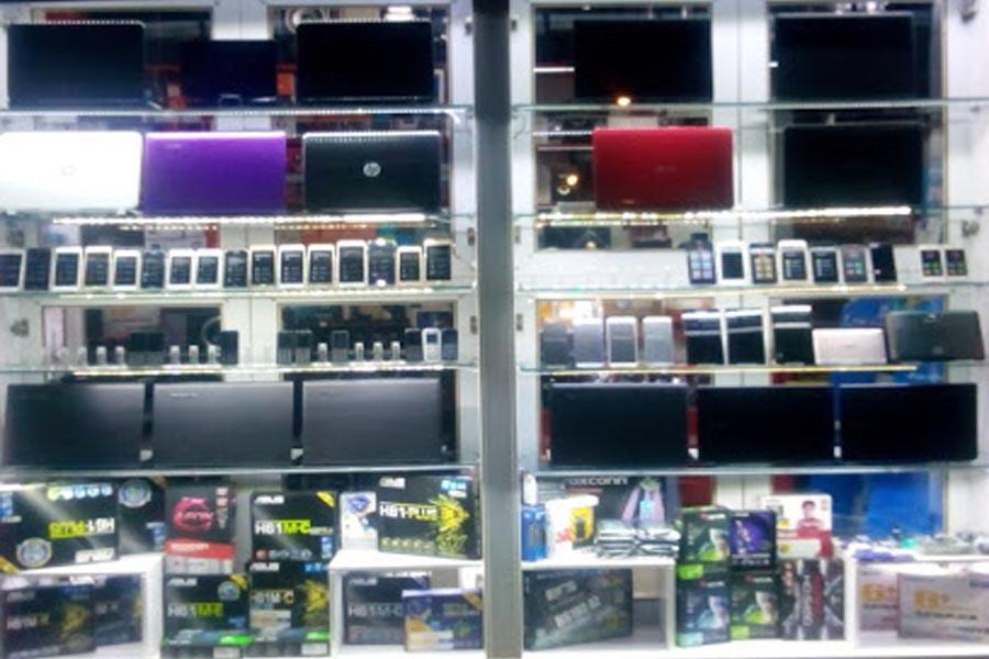 کامپیوتر و موبایل پدیده پارسیان