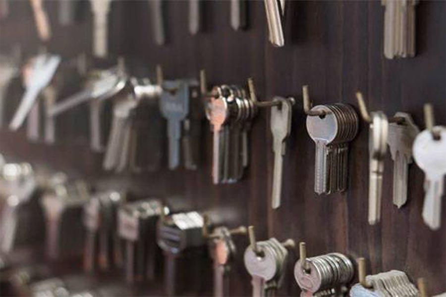 کلیدسازی شاهد